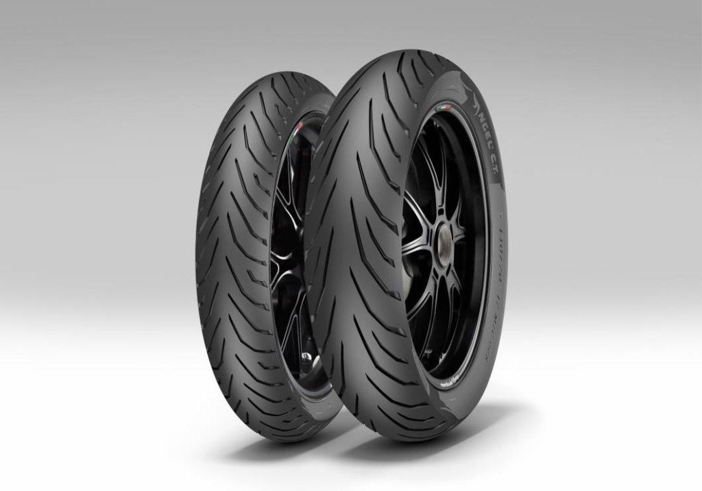 PIRELLI ANGEL City, el nuevo neumático de doble carcasa para motos de baja cilindrada en el día a día