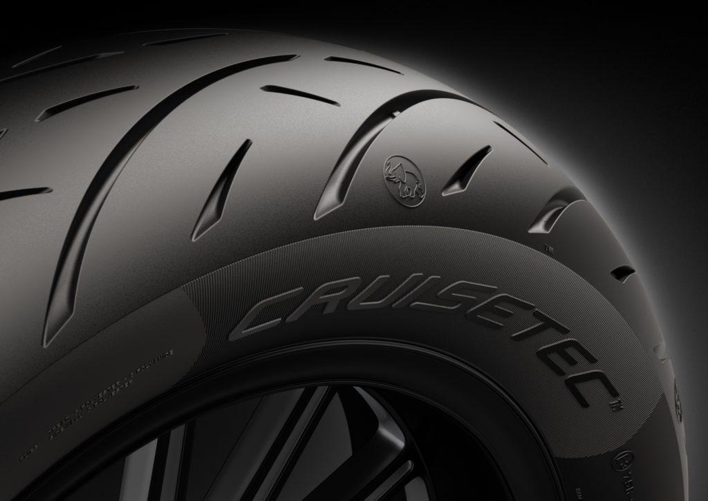 Descubre el nuevo Metzeler CRUISETEC, el neumático para motos V-Twin