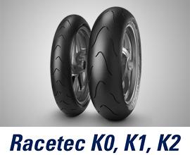 RACETEC K0, K1, K2