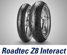 ROADTEC Z8 INTERACT