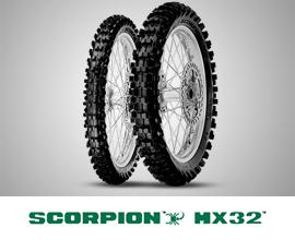 SCORPION MX32