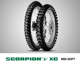 SCORPION XC MID SOFT