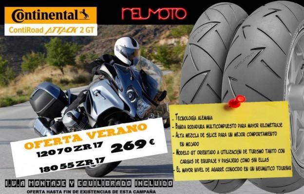 Oferta Continental ContiRoad ATTACK 2 GT